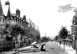 Guildford, York Road 1904