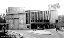 Guildford, Yvonne Arnaud Theatre c.1965