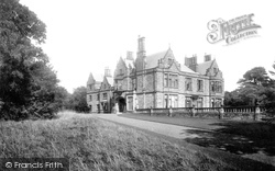 Guisborough, Gisborough Hall 1891