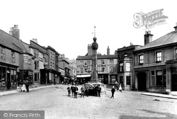 Guisborough, Market Place 1891