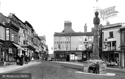 Guisborough, Market Place 1899