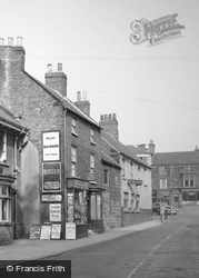 Guisborough, Newsagents And The Seven Stars c.1960