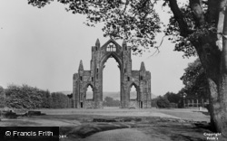 Guisborough, Priory c.1955