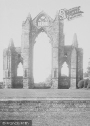Guisborough, The Abbey 1891