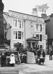 Guisborough, The Buck Hotel 1907