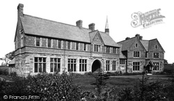 Guisborough, The Grammar School 1891
