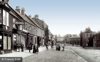 Guisborough, Westgate 1899