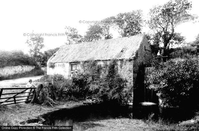Gumfreston,Water Mill 1890,Dyfed