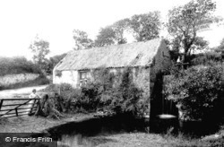 Gumfreston, Water Mill 1890