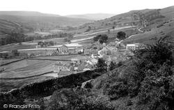Looking West 1923, Gunnerside