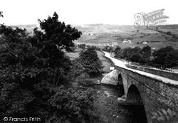 The Bridge c.1960, Gunnerside