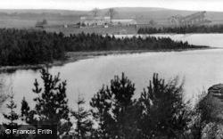 Colt Crag Reservoir c.1910, Gunnerton
