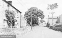 Gunnerton, The Village c.1960