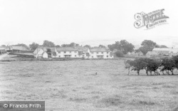 Gunnerton, West Crescent c.1960