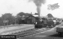 Train In The Station 1908, Gunnislake