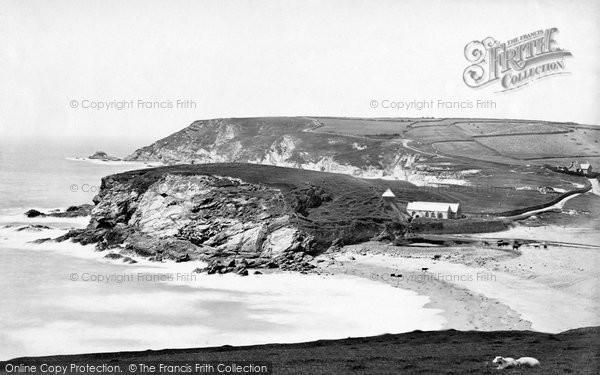 Gunwalloe, c1876