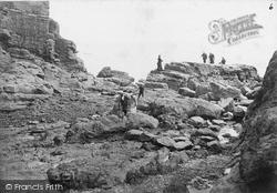 Church Cove c.1890, Gunwalloe