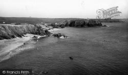 Dollar Cove c.1960, Gunwalloe