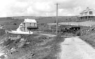 Gunwalloe, Fishing Cove c1960