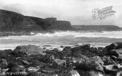 Poldhu Hotel And Coast 1899, Gunwalloe