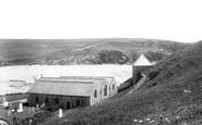 Gunwalloe, the Church 1903
