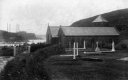 Gunwalloe, the Church and Poldhu 1904