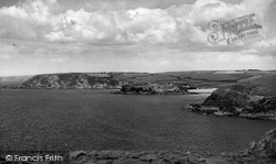 The Coastline c.1960, Gunwalloe