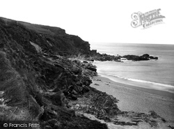 The Rocks c.1960, Gunwalloe