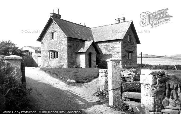 Gunwalloe, Winnianton c1960