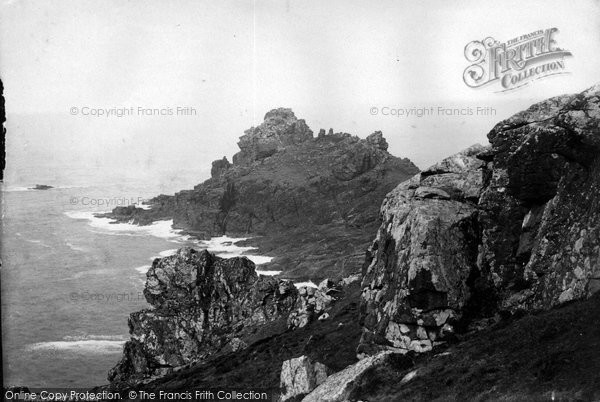 Gurnards Head, 1890