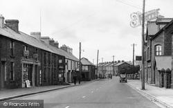 Gwaun-Cae-Gurwen, Curwen Street c.1955