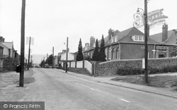 Gwaun-Cae-Gurwen, Cwmgors Primary School c.1955