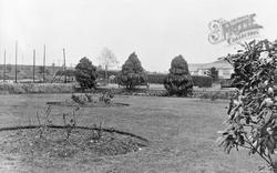 Gwaun-Cae-Gurwen, The Park c.1955