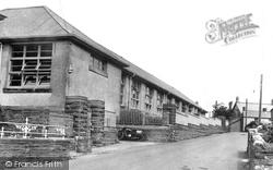 Gwaun-Cae-Gurwen, The School c.1955