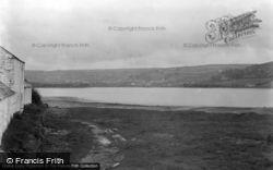 Gwbert-on-Sea, 1949, Gwbert