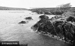 Gwbert-on-Sea, c.1935, Gwbert
