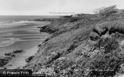 Gwbert-on-Sea, c.1960, Gwbert