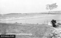 Gwbert-on-Sea, From Poppit c.1965