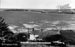 Gwbert-on-Sea, Poppit Sands And Cardigan Coast c.1965