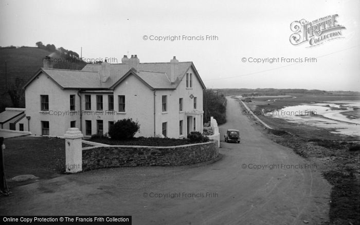 Photo of Gwbert On Sea, Webley Hotel, Poppit c.1955