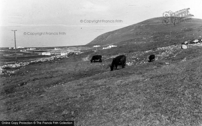 Photo of Gweedore, Bloody Foreland Point c.1950