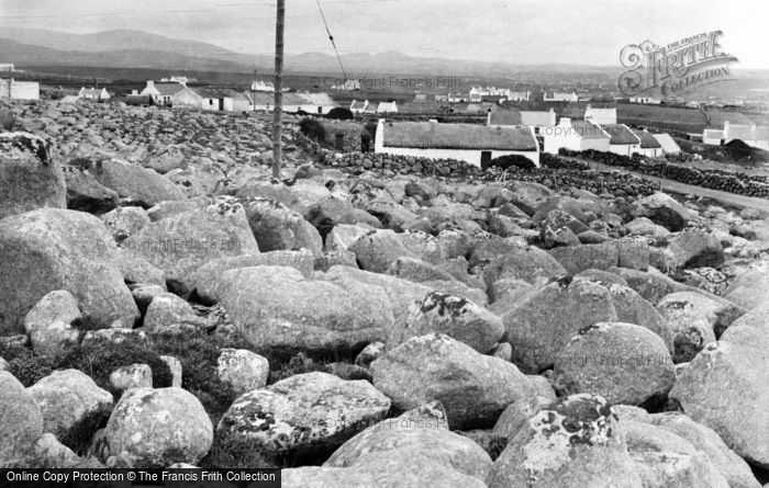 Photo of Gweedore, Brinlack c.1950