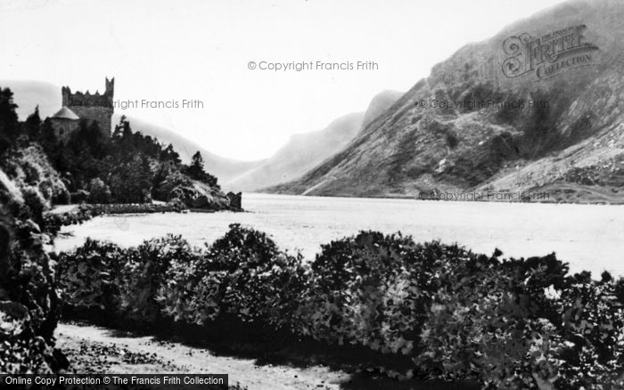 Photo of Gweedore, Lough Beagh And Glenveagh Castle c.1950