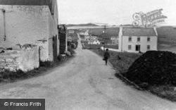 Machaire Gathlán, Strand Road c.1950, Gweedore
