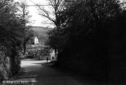 Chapel Hill c.1960, Gweek