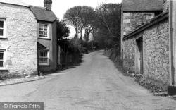 The Hill c.1960, Gweek