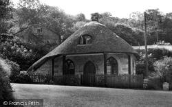 The Lodge c.1960, Gweek