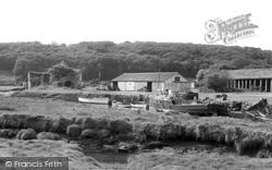 The River c.1960, Gweek