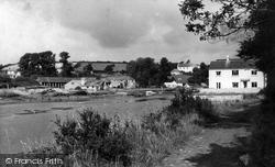 The River Helford c.1960, Gweek