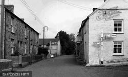 The Village c.1960, Gweek